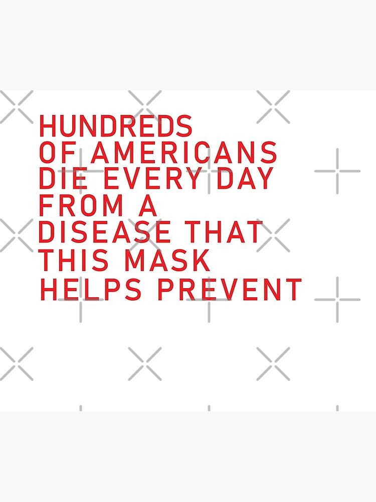 funny mask , keep patrick mahomes safe, cool social distancing  by hasalaoui