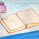 Your Word is a Light for my Path by Anne Gitto