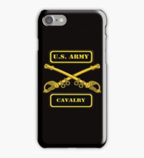 Army Cavalry T-Shirt iPhone Case/Skin