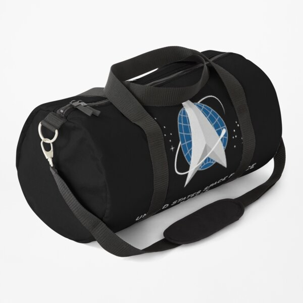 US Space Force Official Logo Duffle Bag