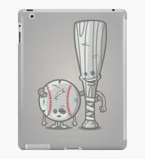 Bat-tered iPad Case/Skin