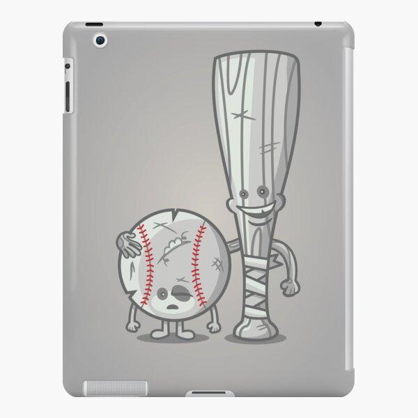 Bat-tered iPad Snap Case