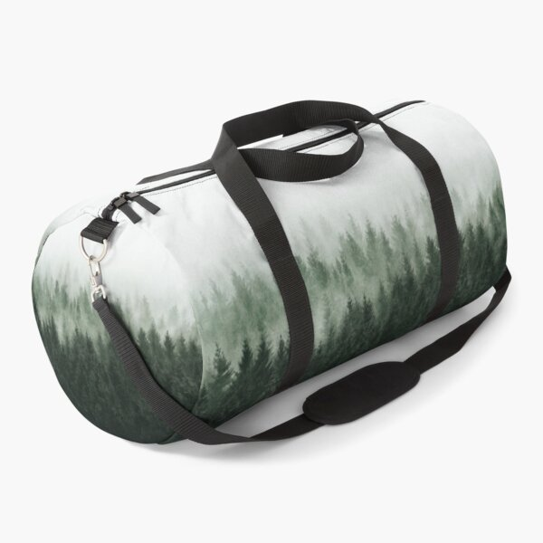High And Low Duffle Bag