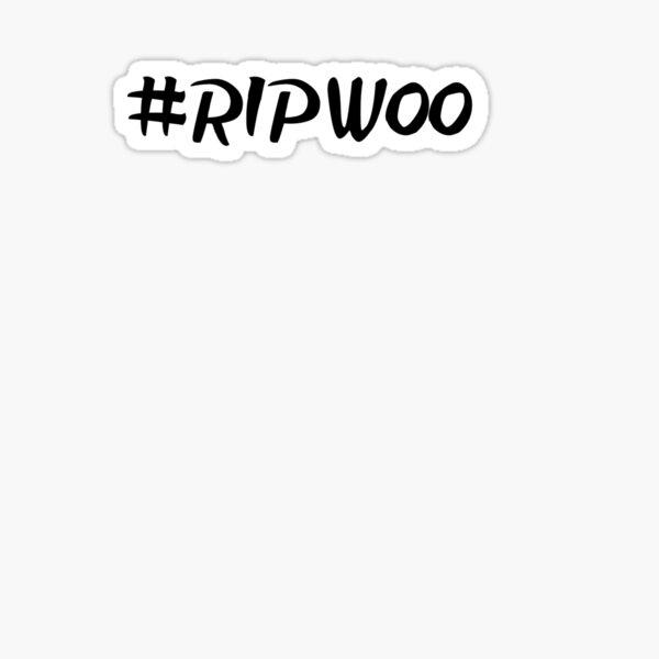 RIPWOO Sticker