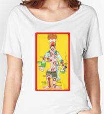Beaker Operation Women's Relaxed Fit T-Shirt