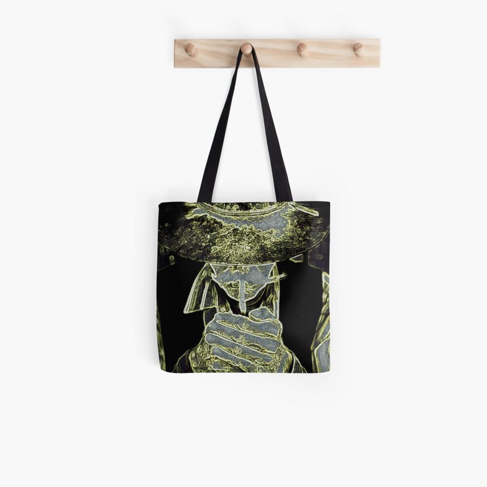 SMOKING COWBOY Tote Bag
