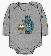 Muppets Inc. One Piece - Long Sleeve
