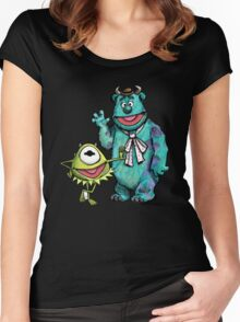 Muppets Inc. Women's Fitted Scoop T-Shirt