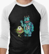 Muppets Inc. Men's Baseball ¾ T-Shirt