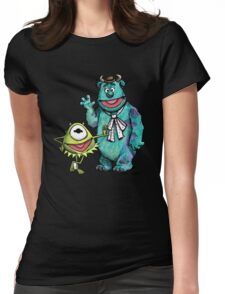 Muppets Inc. Womens Fitted T-Shirt