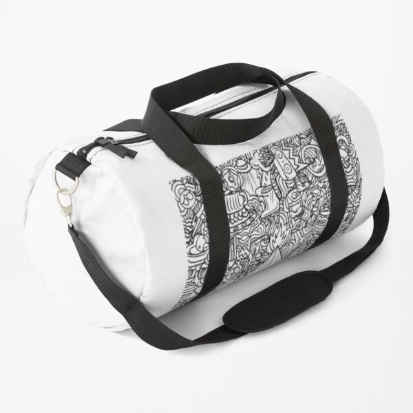 More About Nothing II Duffle Bag