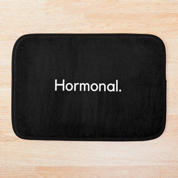 Hormonal Bath Mat