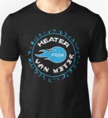 Heater Van Meter Unisex T-Shirt