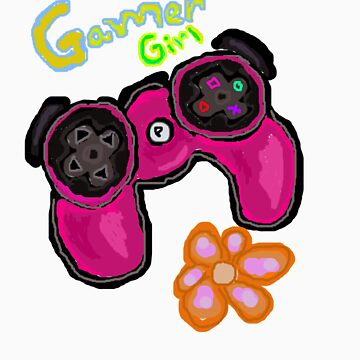 Gamer Girl  by KcLee677
