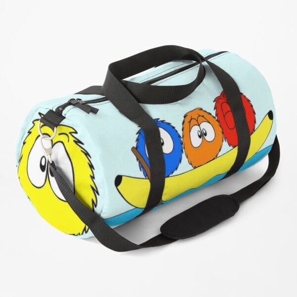 Summer Fluffin' - Banana Boat Duffle Bag