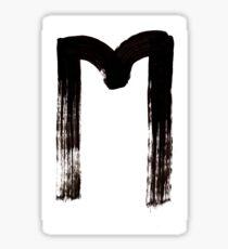 Macromannic Runes E Eho 001 Sticker
