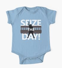 Seize The Day! One Piece - Short Sleeve