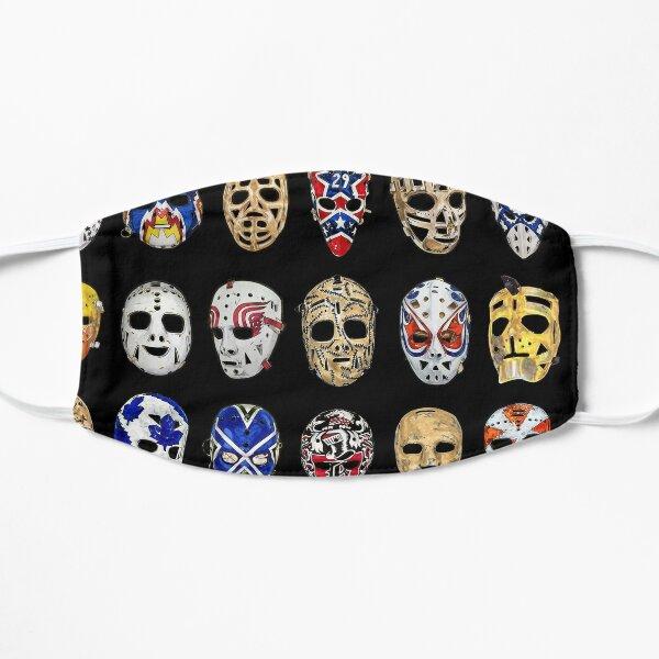 Mask Sequence (Black) Flat Mask