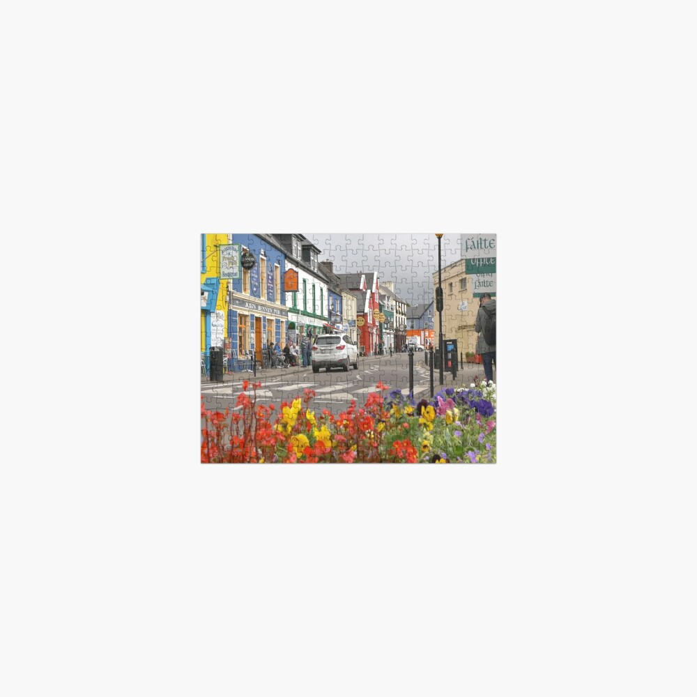 Dingle Town Co. Kerry, Ireland Jigsaw Puzzle