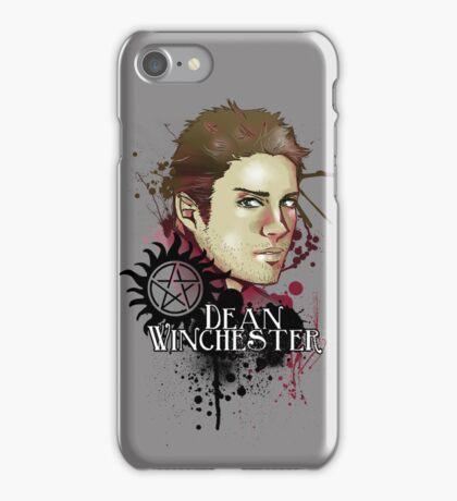 Dean - comic iPhone Case/Skin