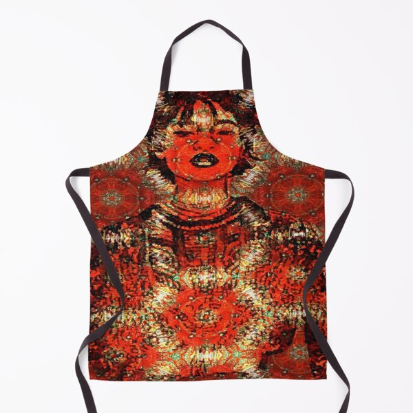 Queen Things Apron