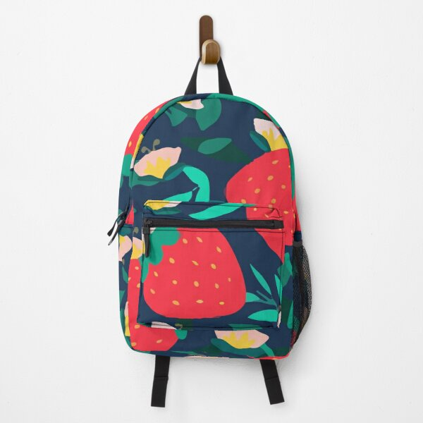 Sweet berry pattern Backpack