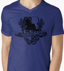 Evil League of Evil Black Men's V-Neck T-Shirt