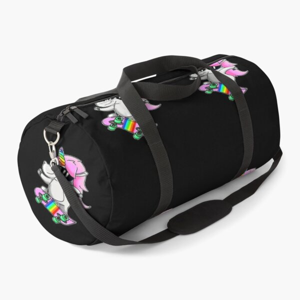 Cool Unicorn Skating Duffle Bag