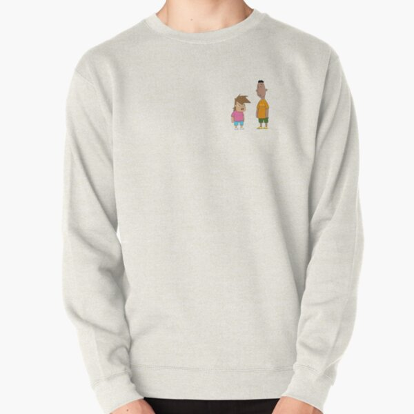 King and the Sting Animated Pullover Sweatshirt