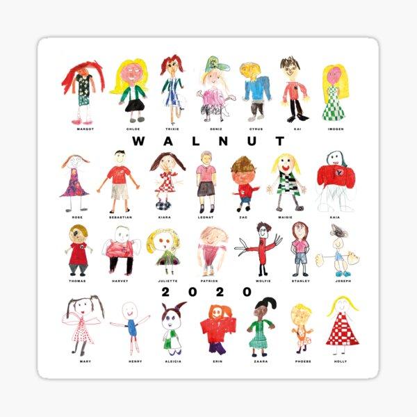 Walnut 2020 Sticker