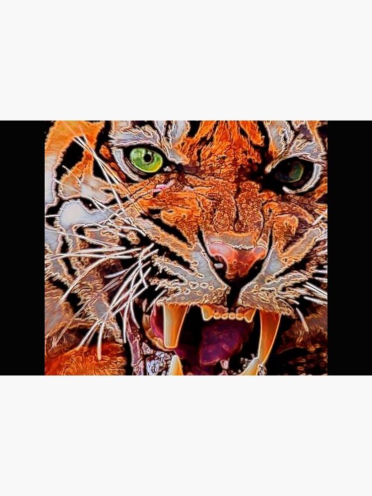 TIGER by michaeltodd