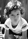 A Boy:  Noise With Dirt on It.... by Karen  Helgesen