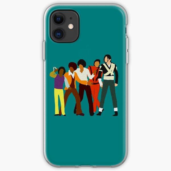 The 'Evolution of Michael Jackson' Art iPhone Soft Case