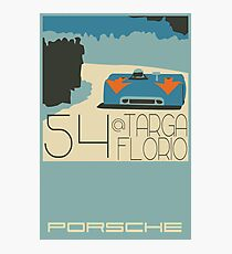 Targa Florio Photographic Print