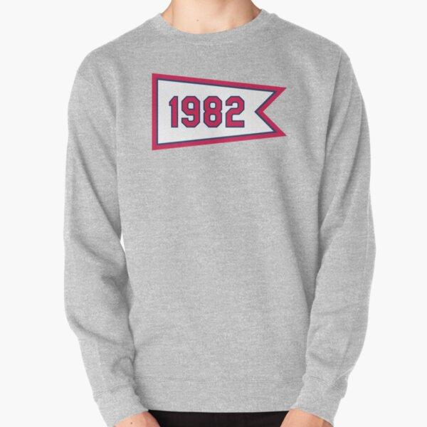 STL 1982 Pennant Pullover Sweatshirt