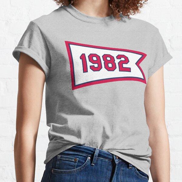 STL 1982 Pennant Classic T-Shirt