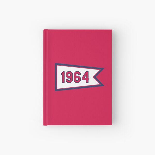 STL 1964 Pennant Hardcover Journal