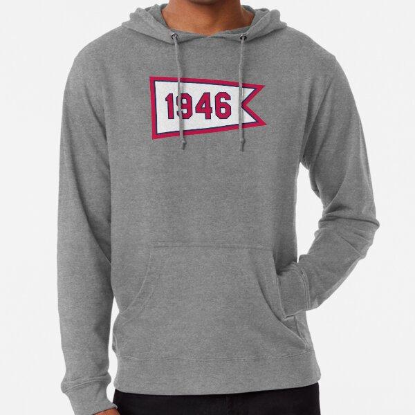 STL 1946 Pennant Lightweight Hoodie