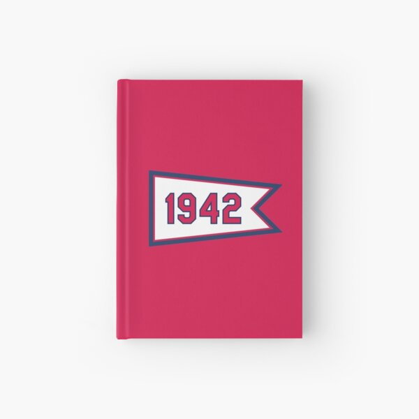 STL 1942 Pennant Hardcover Journal