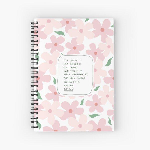 You Can Pep Talk Spiral Notebook