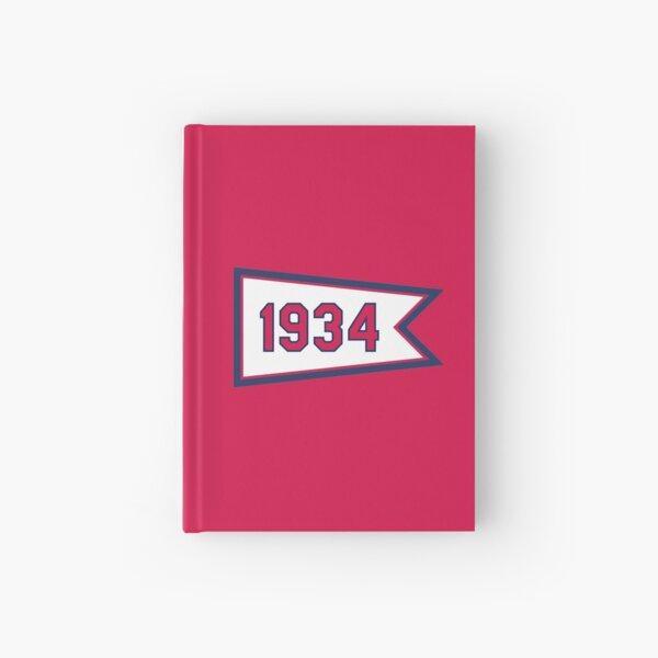 STL 1934 Pennant Hardcover Journal