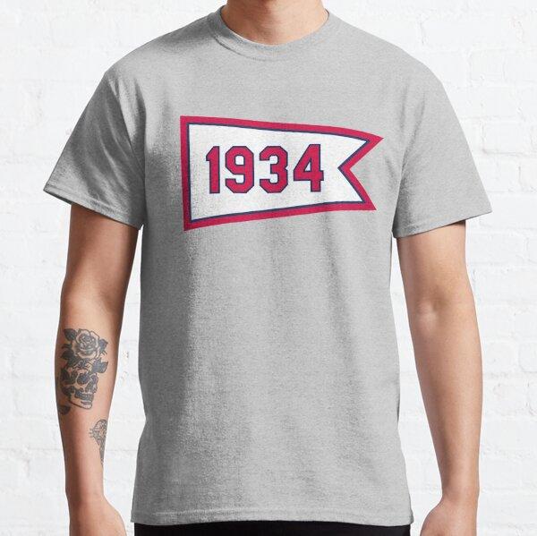 STL 1934 Pennant Classic T-Shirt