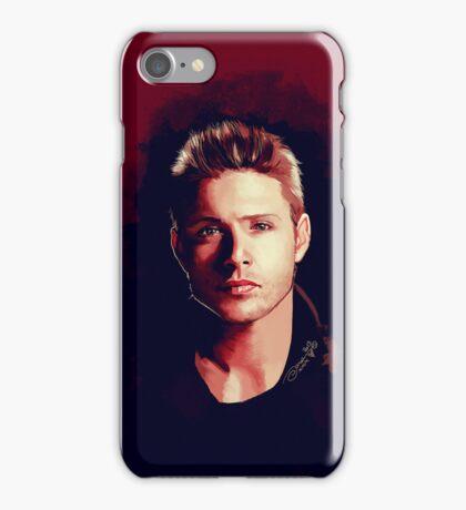 Dean Portrait iPhone Case/Skin