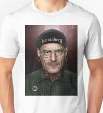xWALTER WHITEx Unisex T-Shirt