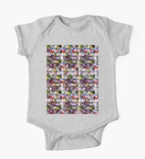 Colourful Patterns Kids Clothes