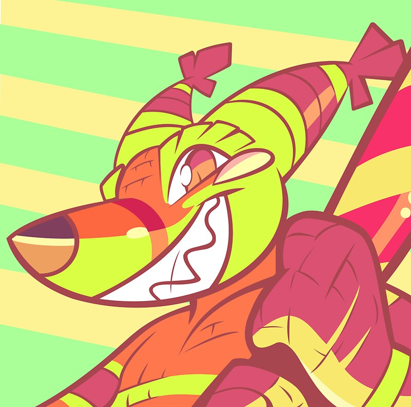 """TQBF (Renard / The Quick Brown Fox) - Electrohell ... Lapfox Tqbf"