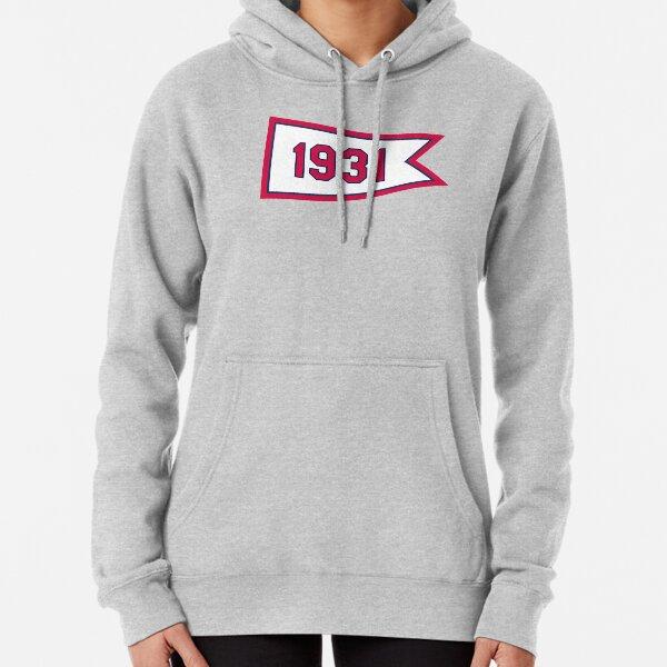 STL 1931 Pennant Pullover Hoodie