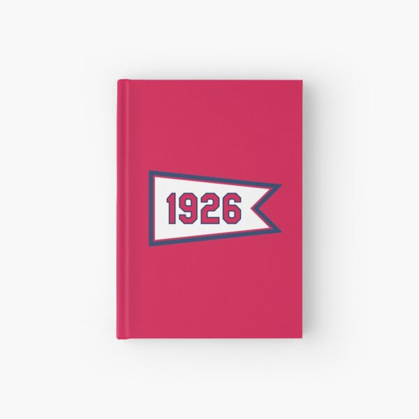 STL 1926 Pennant Hardcover Journal
