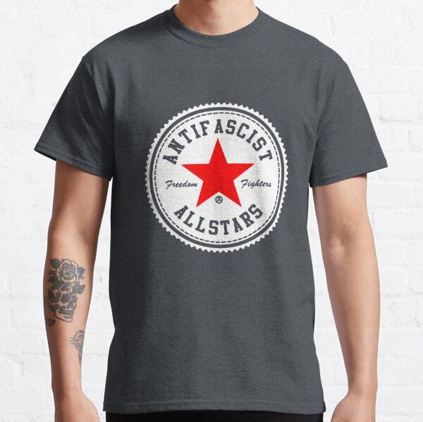 ANTIFASCIST ALLSTARS Classic T-Shirt