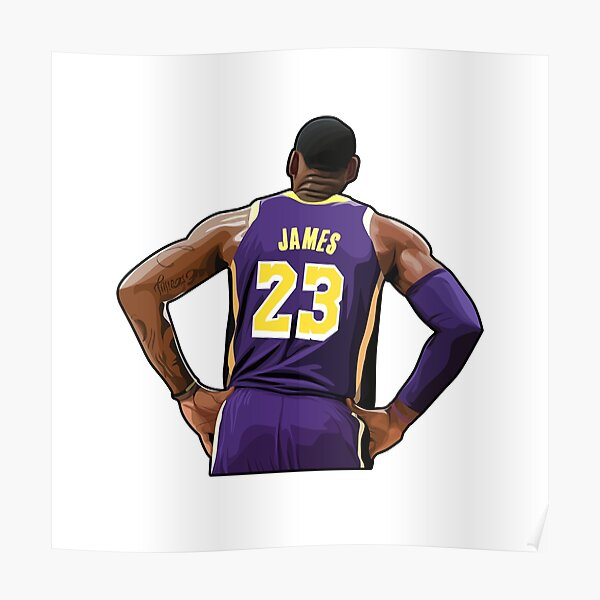 Kobe Bryant Jersey Posters | Redbubble